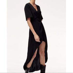 Babaton Aritzia Jedd Dress - Black